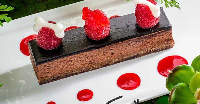 шоколадный-торт