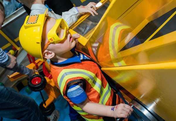 АВТОГОРОДОК «MOTOR CITY» — ПЕРВЫЙ в РФ и Москве полномасштабный детский автогородок!